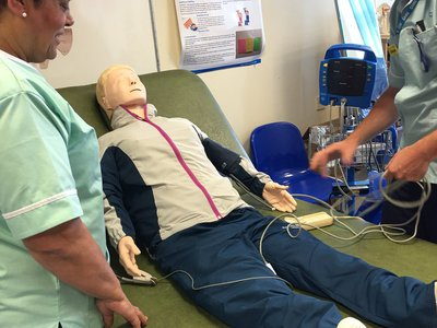 Resus simulation kit