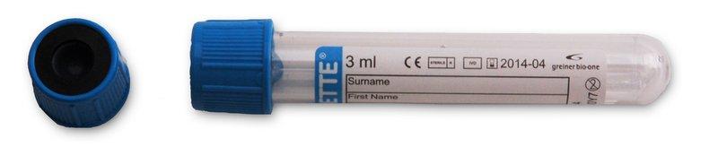 3ml Trisodium citrate