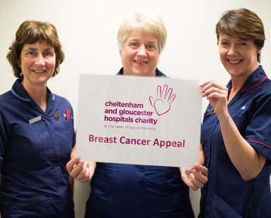 Breast Cancer Appeal