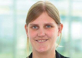 Sarah Stansfield Interim Finance Director