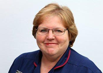 Staff Governor Sandra Attwood