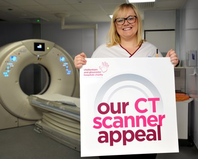 CT Scanner Appeal: Lily