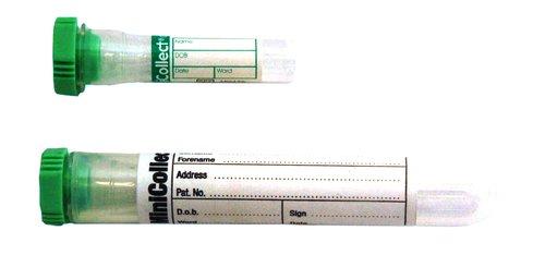0.8ml minicollect tube